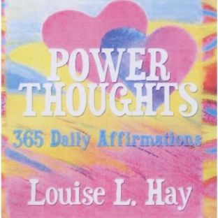 Louise Hay - Power Thoughts (Book)